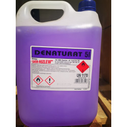 Denaturat fioletowy 5 l